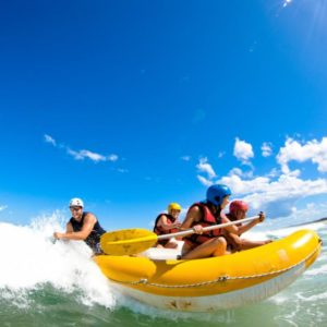 Ocean Rafting @ Coffs Harbour