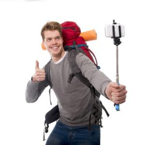Australia backpacker