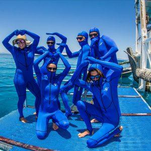 Great Barrier Reef Hostie Program onboard Reef Encounter