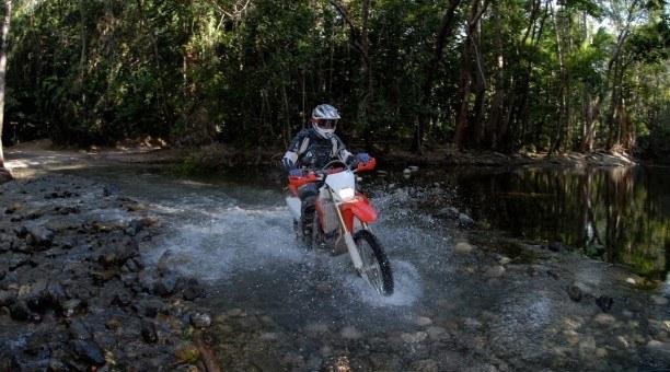 Creek Crossing Cape York