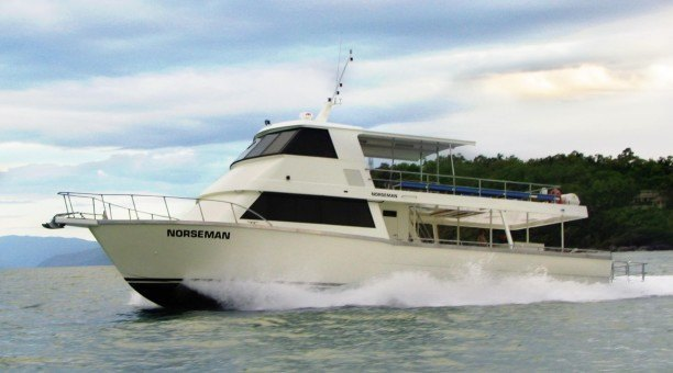 Norseman fishing Charters Port Douglas, Queensland, Australia