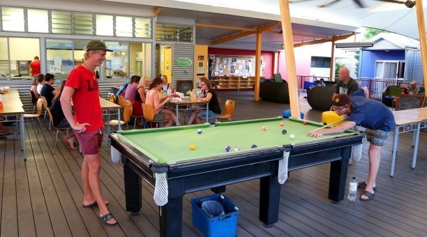 Backpackers Cairns