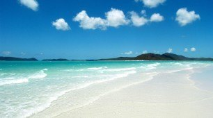 Whitehaven Beach, Whitsundays Australia