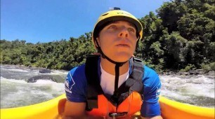 White Water Rapid Boarding