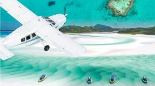 Ocean Rafting Fly and Raft Whitsunday Islands