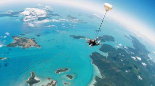 Airlie Beach Skydive