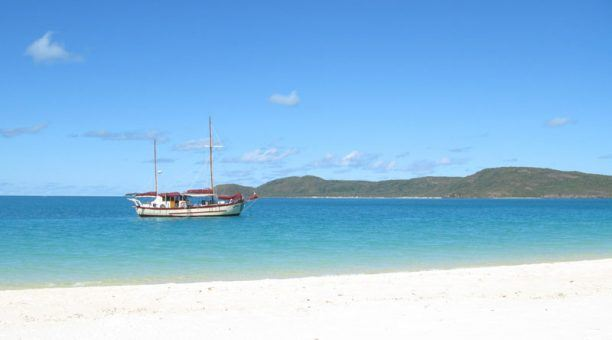 Visit the stunning Whitehaven Beach
