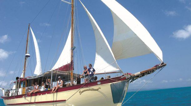 Set sail on this relaxing cruise